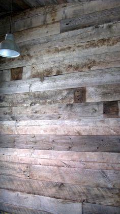 Corral Board Paneling - Montana Reclaimed Lumber Co.