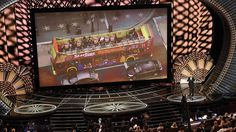 Unsuspecting tourists surprised with visit to Oscars ceremony