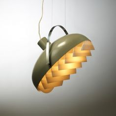 Gino Sarfatti, Ceiling Lamp for Arteluce, c1940.