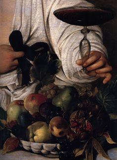 Caravaggio's Bacchus, 10 Must-Sees in de Uffizi, de beste tips voor een bezoek aan het museum in Florence! http://www.italieuitgelicht.nl/caravaggios-bacchus-10-must-sees-in-de-uffizi/