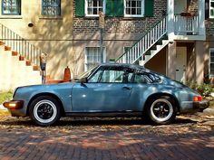 Porsche 911 Evolution The Original 911 (1975 - 1989)