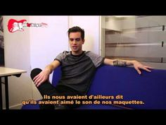 Brendon Urie from Panic! At The Disco on Rock'n'Live - YouTube