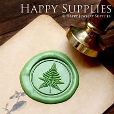Buy 3 and Get 1 FREE  1pcs Plant Gold by HappyJewelrySupplies, $16.50