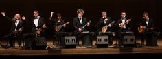 The Ukulele Orchestra of Great Britain at Carnegie Hall. BYOU- Bring Your Own Uke. What a great idea!