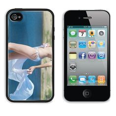 MSD Premium Apple iPhone 4 iPhone 4S Aluminum Backplate Bumper Snap Case IMAGE ID: 7225341 The young woman in bathing suit on rest in the summer on the nature -- See this great product.