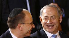 La Stampa - Letta in sinagoga indossa la kippah con Netanyahu