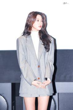 Seolhyun (AOA) Source by gennadyzajtsev Korean Beauty, Asian Beauty, South Korean Girls, Korean Girl Groups, Kim Seol Hyun, Seolhyun, Fnc Entertainment, Girl Bands, My Girl