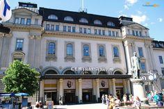 Stockholms Centralstation in Stockholm, Storstockholm