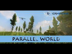 CryEngine 3 + Minecraft