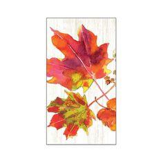 Tivoli Leaf Guest Towels