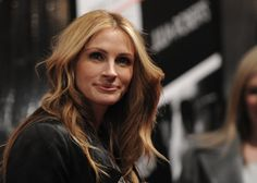Julia Roberts...Always been a fan. Eat, Pray, Love moved me. As did the book for many, but I didn't read it.