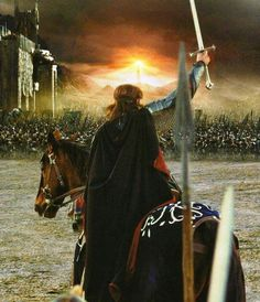 Aragorn's Victory Song | The Fellowship of The King
