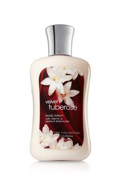 Velvet Tuberose Body Lotion - Signature Collection - Bath & Body Works