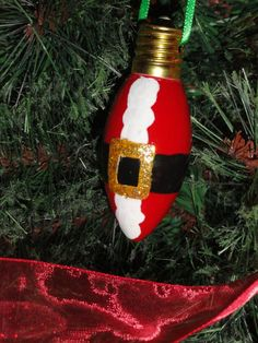Painted Christmas Ornaments - Christmas Celebration - All about Christmas