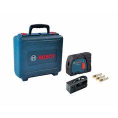 Bosch GPL3, 3-Point Self-Leveling Alignment Laser https://cf-t.com/bosch-gpl3-3-point-self-leveling-alignment-laser