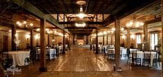 The Barn at Heartwood Hall by Creation Studios