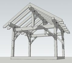 43 best do it yourself build your own timber frame images on 12x14 timber frame plan solutioingenieria Images