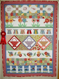 Row Quilt | by Mindy Leilaert | jlapac | Flickr
