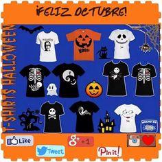 Octubre!!! #sublimadastshirtsymás #personalizalocomoquieras