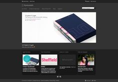 #web #website #webdesign #digital #online #onscreen #graphics #layout
