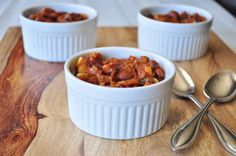 This sweet potato chili is healthy, flavorful and filling.  Very budget friendly because it makes a large amount.  Easily done in the crock pot.