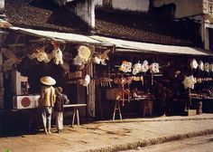 vintage everyday: Color Photos of North Vietnam in 1910s
