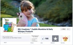Kids Affirmation Cards & Custom Plush Creations from BSL Creations * Cuddle Wumkins & Daily Whisper Products