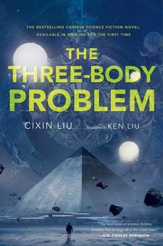 "Barb's Book Reviews: Review of ""The Three-Body Problem"" by Cixin Liu"