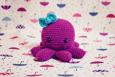 Crochet animals by Circus Crochet in Etsy!