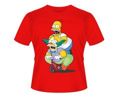Camiseta Krusty & Homer  http://www.vitrinepix.com.br/ants/compre/produto/342858/Camiseta-Tradicional