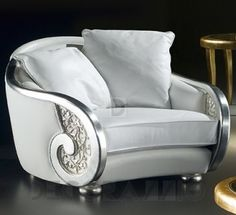 #armchair #design #interior #furniture #furnishings #interiordesign #designideas  кресло Modenese Gastone Contemporary, 74092