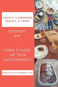 BiteMojo App - Como é Fazer um Tour Gastronómico App, Traveling, Travel Tips, Gastronomia, Getting To Know, Restaurants, Lugares, England, Europe