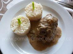 Baked Potato, Crockpot, Muffin, Potatoes, Baking, Breakfast, Ethnic Recipes, Food, Morning Coffee