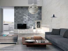 Ceramics group to bring retail ranges to Retail Design Expo 2016 - Retail Design World Merlin, Chevron Gris, Greige, Tuile, Retro Print, Decorative Tile, Color Tile, Interior Exterior, Living Room Inspiration