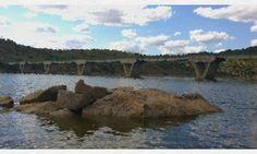 Puente Sobre el Alagón