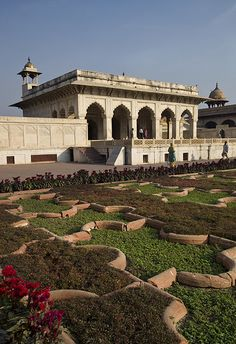 Agra Fort: Agra India   - Explore the World with Travel Nerd Nici, one Country at a Time. http://TravelNerdNici.com