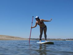 Stand Up Paddleboarding!  #lakecamanche #SUP #sierrafoothills Rent Paddleboards at Lake Camanche www.camancherecreation.com