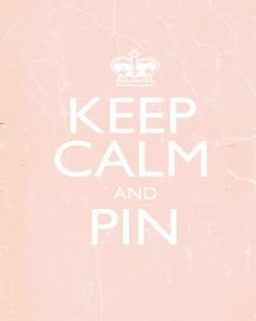 PIN NOW.
