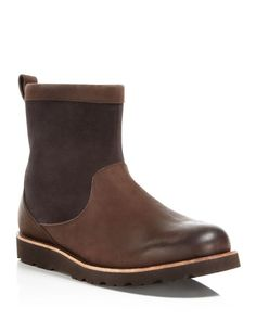 Ugg Australia Hendren Tl Waterproof Side Zip Boots