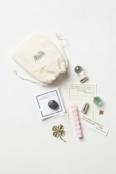 Lucky Treasures Pouch #anthropologie this one too!