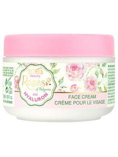 Crema de zi cu ulei de trandafiri si acid hialuronic Victoria Beauty - 50 ml - Crema de zi ultra hidratanta cu ulei de trandafiri si acid hialuronic pentru toate tipurile de piele. Extrem de fina, regenereaza, calmeaza si hidrateaza pielea. Contine acid hialuronic care ajuta la hidratarea pielii si-i reface elasticitatea. Folosirea regulata revigoreaza pielea, dandu-i un aspect radiant si proaspat. Recomandata pentru orice tip de piele. Acid Hialuronic, Planter Pots, Cream, Lady, Rose, Beauty, Creme Caramel, Pink, Roses