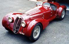 Alfa Romeo - 8C 2900 Touring.