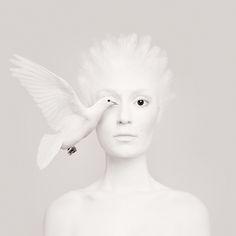 Photographer, Model, Retoucher: Flora Borsi