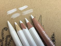 I cover some of the many ways to make use of the white colored pencil! My favorite is the white luminance colored pencil. Adult coloring book colorist, in pa...
