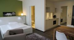 Boardinghouse Offenbach Service Apartments - 4 Star #Hotel - $111 - #Hotels #Germany #Offenbach http://www.justigo.co.in/hotels/germany/offenbach/boardinhouse-offenbach_209264.html