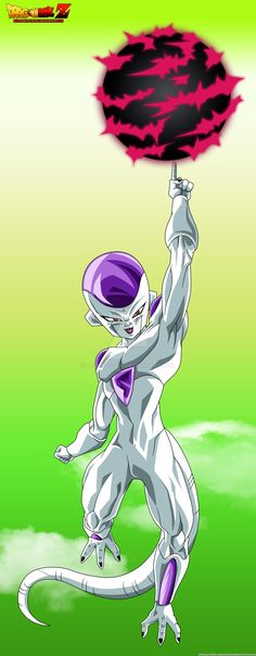 Frieza Namek by cdzdbzGOKU on @DeviantArt