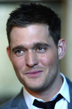 Michael Buble... I don't know why but I kinda love him!