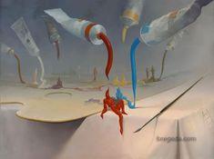 Victor Bregeda, Divine Palette