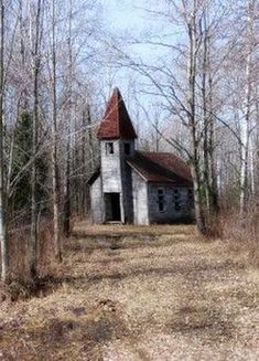 abandoned-estonian-church-in-lincoln-county-wisconsin/