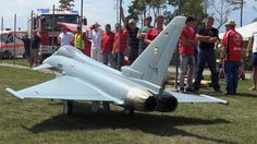 HUGE RC EUROFIGHTER TYPHOON